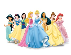 I still want to be a Disney princess.  Not ashamed.