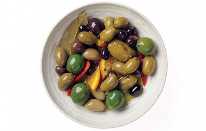 citrus-marinated-olives-700x446