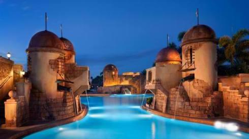 Disney-Caribbean-Beach-Resort-Pool